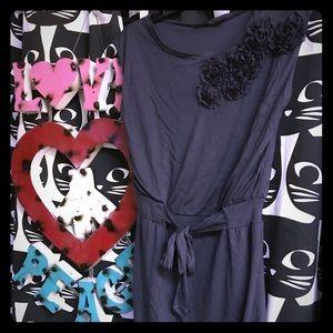 EUC The Limited gray dress size XS